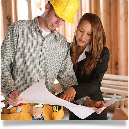 Builder and client